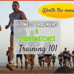 "Image text: ""Fitness Trackers and Smart Watches 101""."