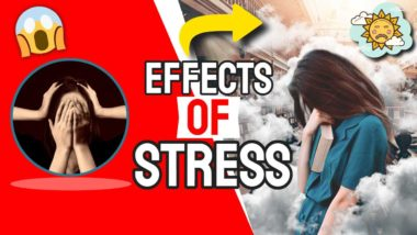 "Featured inage text: ""Effects of stress""."