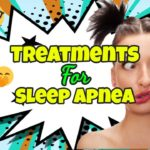 "Image text: ""Treatments for sleep apnea""."